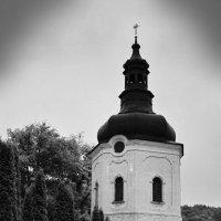 Монастырская башня. :: Андрий Майковский