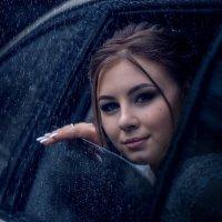 дождь в свадебный день :: Евгений Ромащенко