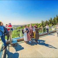 Смотровая площадка Пьер Лоти в Стамбуле :: Ирина Лепнёва