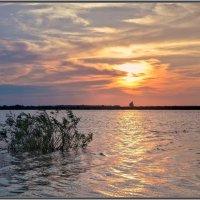 Закат на Кубене. :: Vadim WadimS67