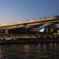 Парящий мост :: ninell nikitina