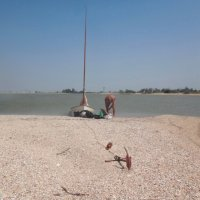 Якорь на песке :: Сергей Анатольевич