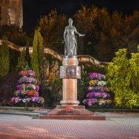 Памятник  Екатерине II :: Анна Пугач