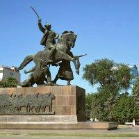 Памятник красноармейцам :: Татьяна Смоляниченко