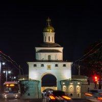 Золотые ворота Владимира :: Владимир Максимов