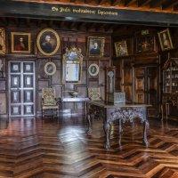 Гостевой зал замка Ла Бреде-Монтескье :: Георгий