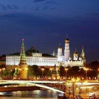 Вечерняя Москва :: Андрей