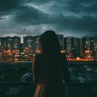 созирцая город под пыльным небом :: под пыльным небом