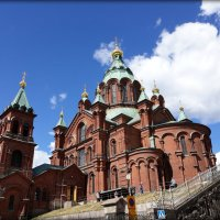 Успенский собор (Хельсинки) :: Galina Belugina