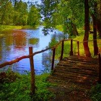 Только в конце августа начинаешь ценить лето... :: Глeб ПЛATOВ