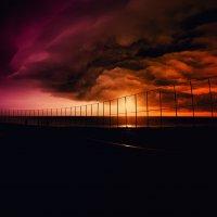 Yellow orange pink :: Max Kenzory Experimental Photographer