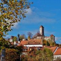 Замок Фельденштайн  по  дорогам  Франконской  Швейцарии :: backareva.irina Бакарева