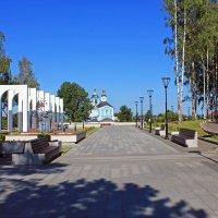 Дорога к храму :: Евгений