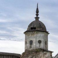 Александро-Ошевенский действующий мужской православный монастырь. :: Ольга Лиманская
