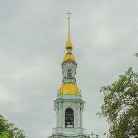 Колокольня Николо-Богоявленского Морского собора :: Анатолий Шумилин