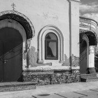 Сельская церковь :: Валерий Михмель