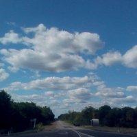 По дороге с облаками :: Алексей Кузнецов