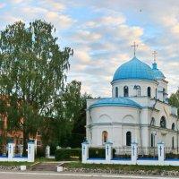 Кафедральный собор Рождества Пресвятой Богородицы. :: Ирина Нафаня