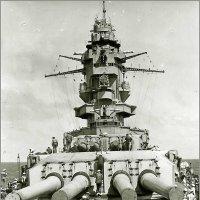 """French fast battleship-battlecruiser """"Dunkerque"""". :: Александр"""