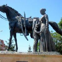 Памятник донским казакам в Ростове-на-Дону :: Нина Бутко