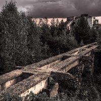 На развалинах ТЭЦ. :: Сергей l
