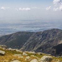 В горах :: Andrey Odnolitok