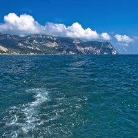 Самое синее в мире - Черное море моё... :: Senior Веселков Петр