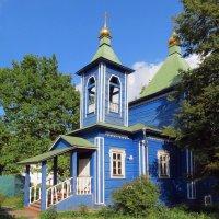 Никольский Угрешский монастырь. Бывший скит :: Евгений