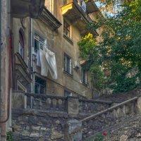 Старая лестница :: Игорь Кузьмин