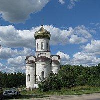 Новая церковь. Г Мценск. :: Владимир Драгунский