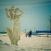 Цветы жизни на руках. :: Николай Тишкин