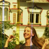 Солнце и радость. :: Саша Бабаев