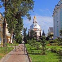 Церковь Смоленской иконы Божией Матери Одигитрии (1746 – 1753) :: Евгений