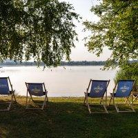 Озеро Wörthsee ждет отдыхающих. :: Eugen Pracht