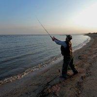 Утро на Азовском море :: Владимир