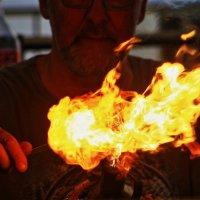 Игра с огнем :: олег свирский