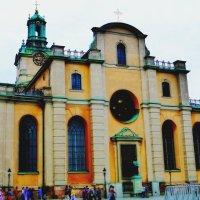Церковь Святого Николая :: Raduzka (Надежда Веркина)