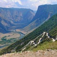 перевал Кату-Ярык :: nataly-teplyakov