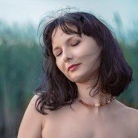 У реки :: Malinka Art Galina Paigetova