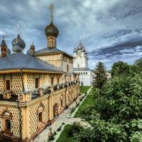 Церковь Одигитрии в Великом Ростове :: Георгий