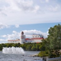 Семеновское озеро г. Мурманск. :: Анна Приходько