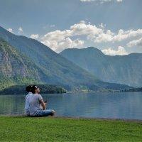 Австрийские Альпы. Галльштатское озеро :: Вячеслав Маслов