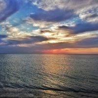 Чёрное море, Оленевка, Крым :: Екатерина Ермилова