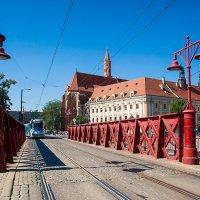 Красный мост :: Lusi Almaz