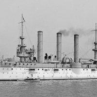 "USS ACR3 ""Brooklyn"". :: Александр"