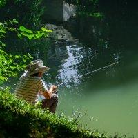 рыбак :: Ирина Масальская