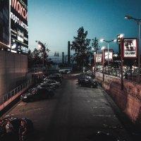 Вечерний город :: Ann Smi
