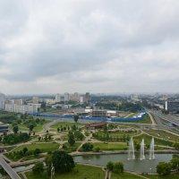 Минск с высоты 23 этажа :: Teresa Valaine