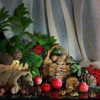 Лесные угощения :: Нэля Лысенко