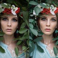 Ретушь портрета :: Julia Volkova
